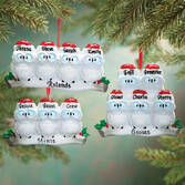 Personalized Wise Owls Ornament