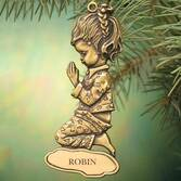 Personalized Christmas Ornaments For Girls
