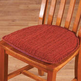 Chenille Chair Pad