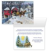 Home for Christmas   Card and Envelope Personalization