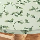 Hollyberries Elasticized Vinyl Table Cover
