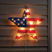 American Lighted Star 16