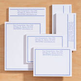Personalized Classic Business Notepads Refill Set of 6