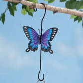 Metal Butterfly Plant Hanger by Maple Lane Creations
