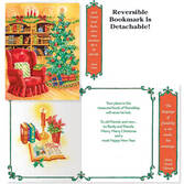 Book of Friendship Non Personalized Christmas Card Set of 20