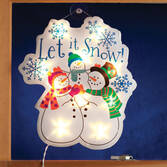 Snow Family Shimmer Light by Northwoods Illuminations™