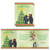 Our Years Together Personalized Christmas Card - Set of 20