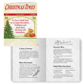 Christmas Times Cards - Set of 20