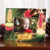 Personalized Bubble Light Picture Frame   Personalized