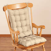 Microfiber Rocking Chair Cushion Set by OakRidge Comforts™