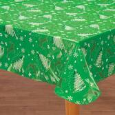 Holiday Favorites Vinyl Table Cover